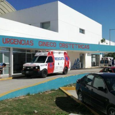 Muere niña por supuesta reacción alérgica a medicamento suministrado, en Playa del Carmen