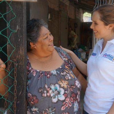 Urge Atenea Gómez a resolver el problema de inseguridad para que el destino turístico no sufra afectaciones económicas