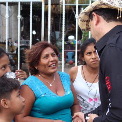 """""""Con orden y leyes, vamos a recuperar Cancún"""", asegura Greg Sánchez"""