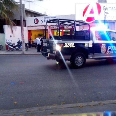 INTENTO DE EJECUCIÓN EN LA REGIÓN 90: Tirotean a un hombre en un restaurante de comida china de Cancún