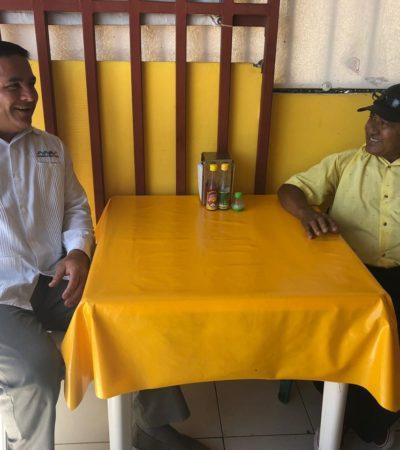 Morena le falla a la gente y pretenden llevar al poder a candidatos prianistas infiltrados, denuncia Ismael Sauceda