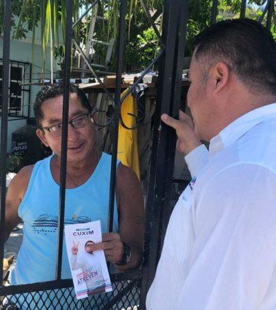 """""""Candidatos pseudomorenistas prometen lo mismo, pero seguirán traicionando al pueblo"""", asegura Ismael Sauceda"""