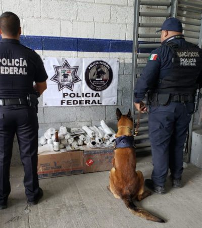 INCAUTAN DULCES CON MARIHUANA: Detectan chocolates y aceite de cannabis en el aeropuerto de Cancún con destino a Playa del Carmen