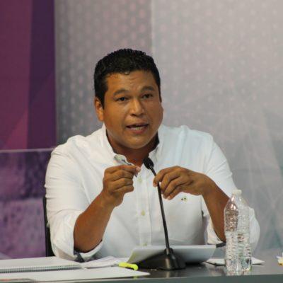 Todo lo que Morena toca en Quintana Roo lo paraliza, dice 'El Chino' Zelaya tras el debate por el distrito 14