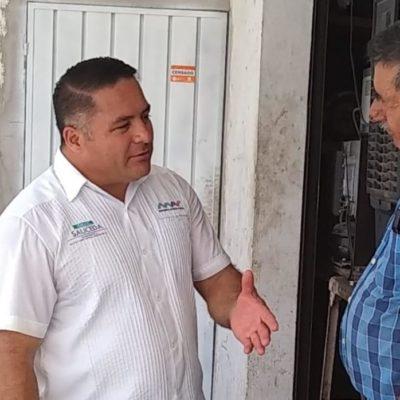 Asegura Ismael Sauceda que en el Distrito 9 habrá Cuarta Transformación, pero no con Morena ni con el PVEM