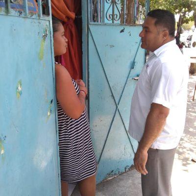 Regular las tarifas de agua potable y obligar a Aguakan a que cumplan con servicio de calidad, oferta de Ismael Sauceda