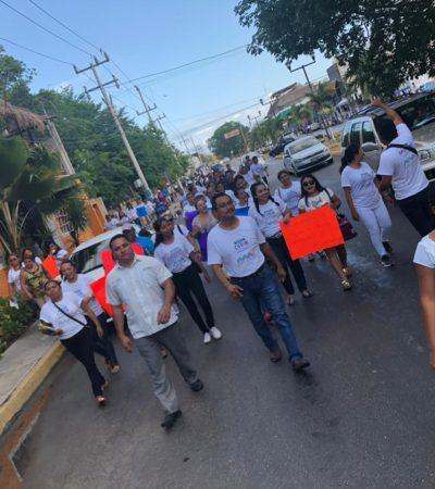"""""""Tulum y Playa del Carmen ya decidieron"""", Ismael Sauceda y Ernesto Cuxim se proclaman arriba en las preferencias"""