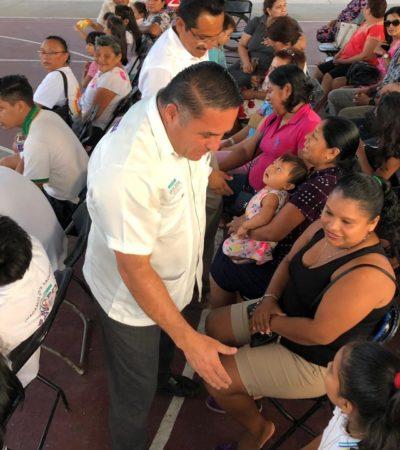 Asegura Ismael Sauceda que el 2 de junio se sumará al Congreso de QR, con el apoyo de habitantes de Puerto Aventuras