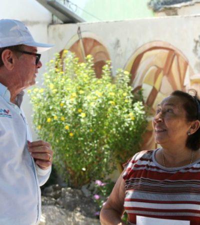 """""""SE ACERCA LA HORA DE VOTAR"""": Invita Panchito Villanueva a ciudadanos a votar por su proyecto legislativo"""