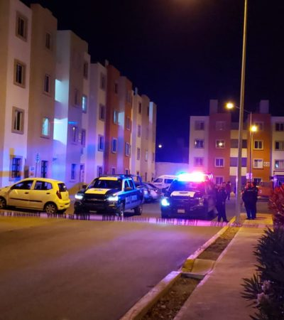 SEGUIMIENTO   Ataque a balazos ayer en la Región 110 iba dirigido contra un joven de 17 años que fue herido pero salvó la vida
