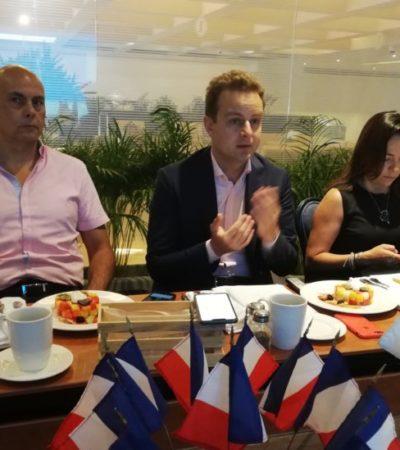 La aerolínea Air France anuncia que para fin de año aumentará la frecuencia de los vuelos de Cancún a París