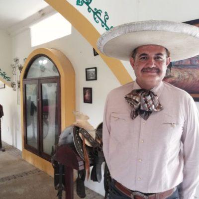 """Invitan al """"Torneo Estatal de Charro Quintana Roo 2019"""" que se celebrará en Cancún el 18 y 19 de mayo"""