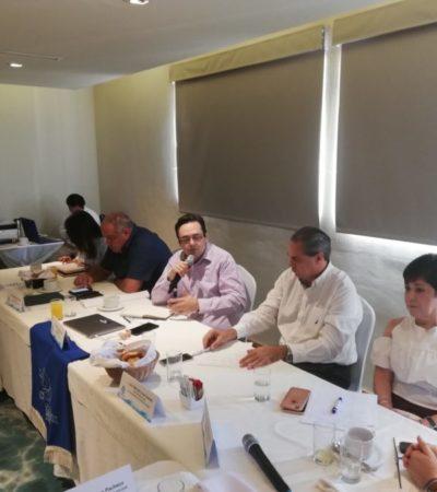 """""""NO LES INTERESA"""": Empresarios lamentan la falta de interés y nulo compromiso de candidatos para asistir a foros para presentar proyectos"""