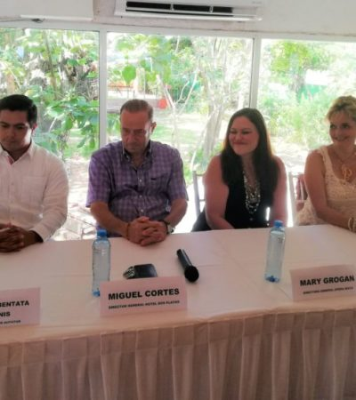 Anuncian la novena edición de Ópera Maya en QR; en Cancún se realizarán ocho conciertos del 27 de mayo al 10 de junio