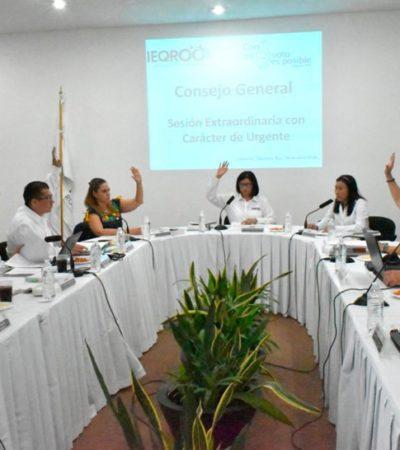 HABRÁ OTRO 'CHACHO' EN LAS BOLETAS: Aprueba Ieqroo la designación de Manuel Mauro Prieto Loera como candidato sustituto de Juan Ignacio García Zalvidea