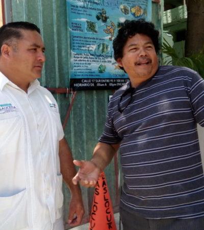 Ismael Sauceda se compromete a legislar para eliminar la corrupción de QR