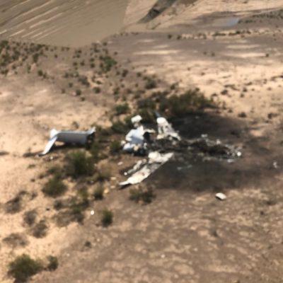 Muere familia originaria de Progreso en el accidente aéreo de Coahuila