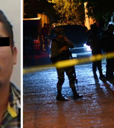 Detienen a 'El Lagarto' en Campeche; es otro de los presuntos responsables de la masacre en Minatitlán