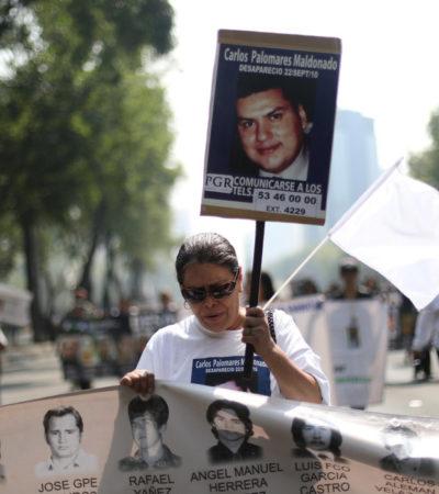 BÚSQUEDA INCANSABLE: Ellos desaparecieron, pero sus madres no claudicarán hasta encontrarlos