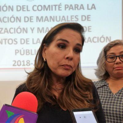 """""""HAY UN ALTO CONSUMO DE DROGAS EN CANCÚN"""": Reconoce Mara Lezama que violencia en BJ es por disputa de la plaza entre grupos delictivos"""