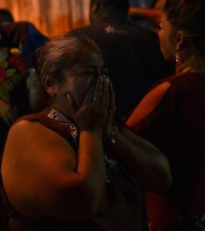Detienen al presunto autor material del ataque a fiesta familiar en Minatitlán; murieron 14 personas