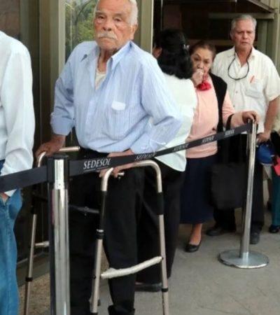 Irrita a adultos mayores lentitud en procesos para recibir pensiones