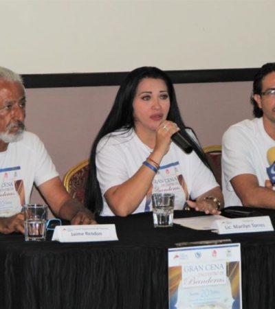 Asociación Civil anuncia la 'Gran cena encuentro de banderas', evento a beneficio de migrantes de 26 países