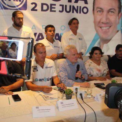 """""""NO VAMOS A PERMITIR UN 'DESBALANCE' EN LA CANCHA ELECTORAL"""": Alista PAN equipo jurídico para denunciar intromisión del gobierno federal en la elección de Quintana Roo"""