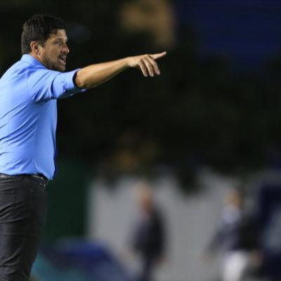 Gabriel Pereyra deja de ser el director técnico del Atlante