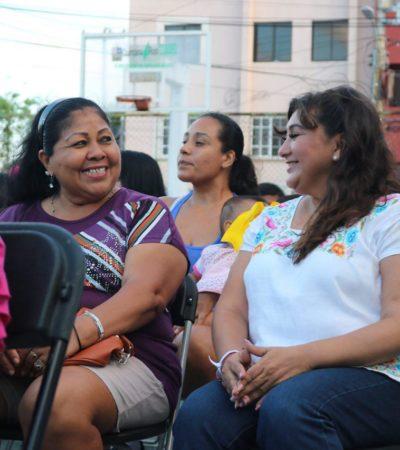 Se pronuncia Eugenia Solís por garantizar desde el Congreso los derechos de los trabajadores de Quintana Roo