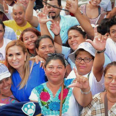 Dice Lili Campos que es urgente ponerle fin al 'mal gobierno' de Laura Beristain