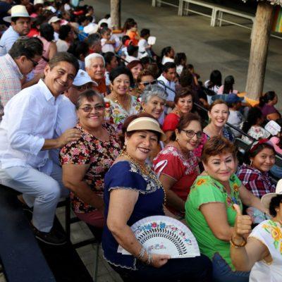"""""""Preservaremosnuestra cultura y costumbres para conservar nuestra identidad"""": Carlos Hernández Blanco"""