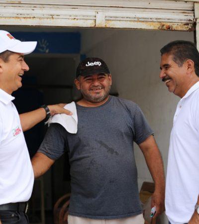 Carlos Hernández Blanco vislumbra un Cozumel fuerte y protegido al presentar 3 propuestas en materia de seguridad