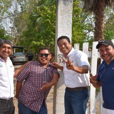 Pide Fernando Zelaya a chetumaleños poner por delante los intereses de la capital para lograr un verdadero avance