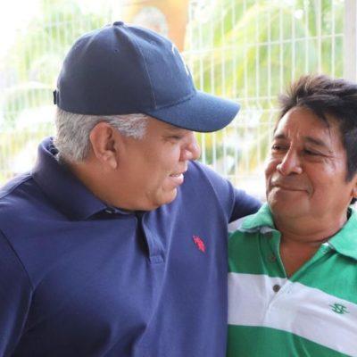 Dice Pedro Pérez que gestionará que las tarifas de la CFE sean acordes a las condiciones de vida de la Zona Maya