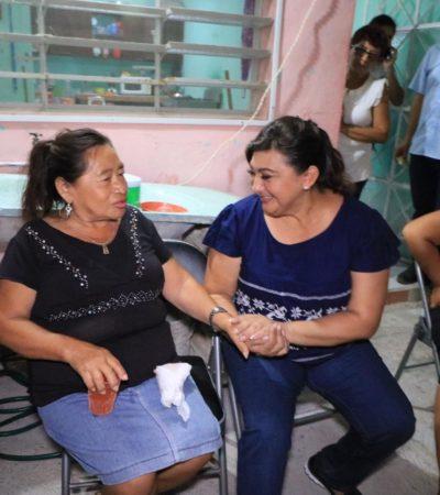 """""""Necesitamos garantizar paz y tranquilidad a las mujeres"""", dice Eugenia Solís"""