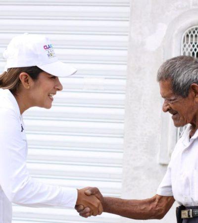 Servidores públicos de puertas abiertas necesita la población, advierte Claudette González