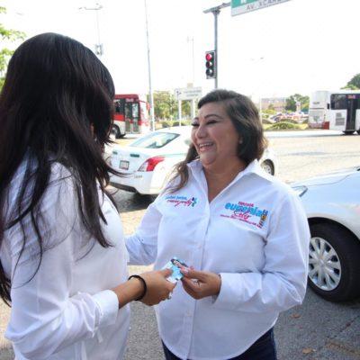 Asegura Eugenia Solís que impulsarán campañas de esterilización gratuitas para animales