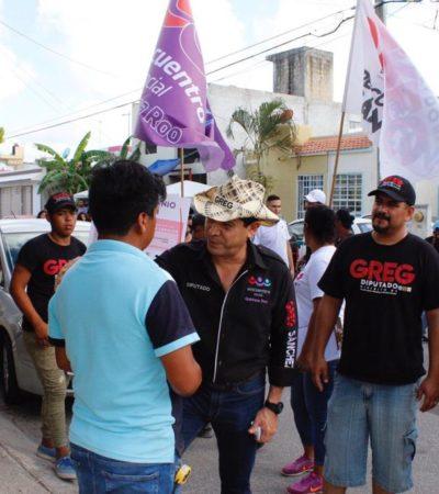 Para 'mordelones' y corruptos, Greg Sánchez plantea 5 años de cárcel