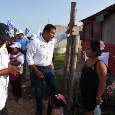 Exigiremos desde el Congreso transporte público para Chetumal, anticipa 'El Chino'Zelaya