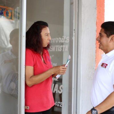 Carlos Blanco trabajará para impulsar la actividad económica y diversificar la oferta turística de Cozumel