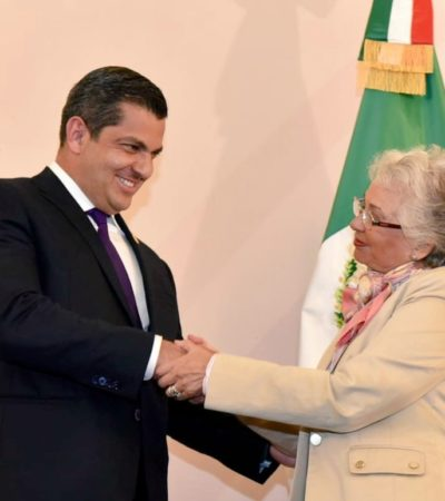 'Premian' a Peralta Saucedo con subsecretaría, pese a cuestionado desempeño en Aduanas