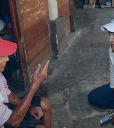 """""""Trabajaré con convicción y claridad para tener nuevos cambios en Cancún"""", asegura Karla Romero"""