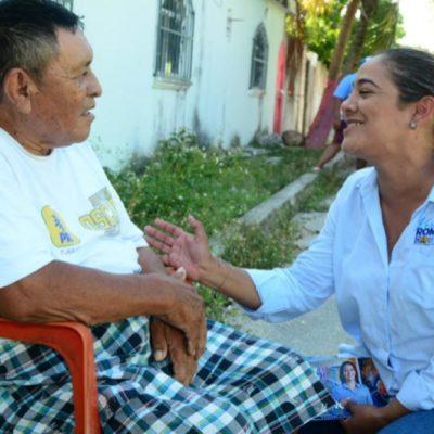 """""""Los ciudadanos toman conciencia y no quieren seguir siendo engañados"""", advierte Karla Romero"""