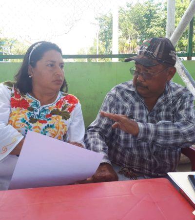 Rocío González pide cerrar filas en torno a la actividad ganadera en Quintana Roo