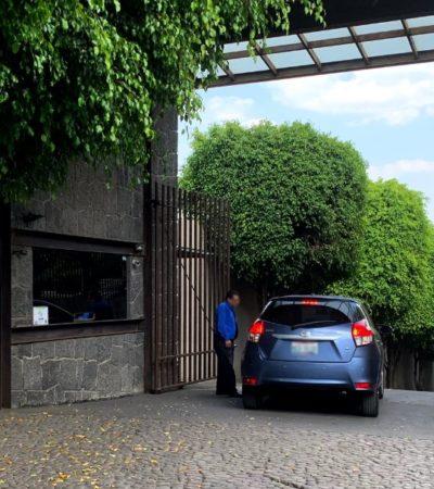 CATEA FGR PROPIEDADES DE LOZOYA: Habría comprado casa por 38 mdp provenientes de Odebrecht