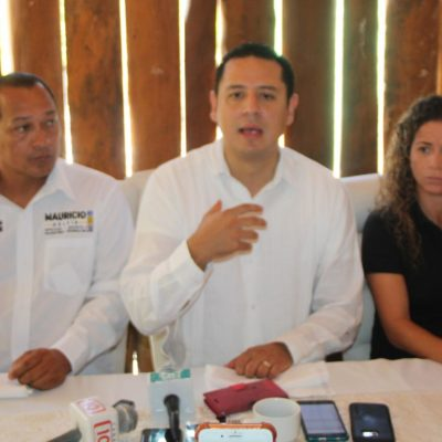 """""""MORENA ESTÁ ACTUANDO IGUAL QUE EL VIEJO PRI"""": Acusa PRD al gobierno federal de repartir programas con fines electorales en Quintana Roo"""