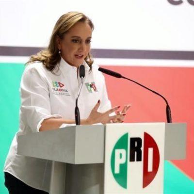 Rechaza PRI al INE en renovación de dirigencia; se concentra en seis elecciones estatales