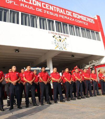 """Asegura Mara que no habrá """"lucha de poderes"""" por anuencias entre Protección Civil y Bomberos"""