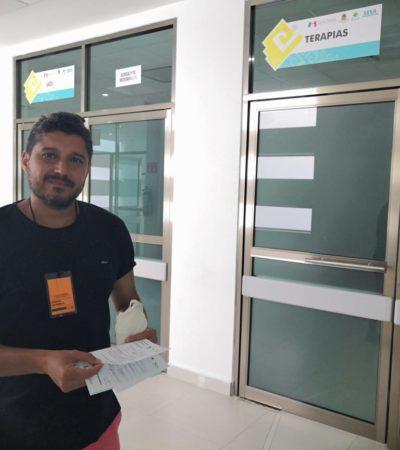 Turista chilena cae de barco y pierde pierna en Cancún